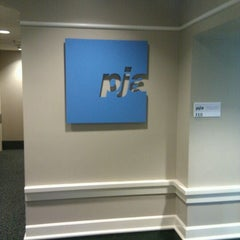 Photo taken at PJA Advertising + Marketing by Douglas R. on 4/6/2011