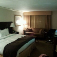 Photo taken at DoubleTree by Hilton Hotel Cleveland - Independence by Tom E. on 12/10/2011