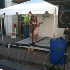 Photo taken at Bristol Rhythm and Roots Reunion by Joey B. on 9/18/2011