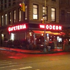Photo taken at The Odeon by Eric C. on 8/16/2012