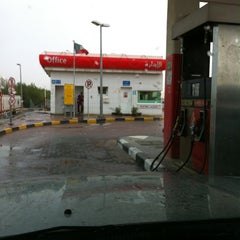 Photo taken at Petrol Station by Mohammad H. on 4/12/2012