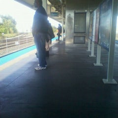 Photo taken at CTA - Kedzie by Serena M. on 9/22/2011