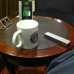 Photo taken at Starbucks | ستاربكس by Rob H. on 2/29/2012