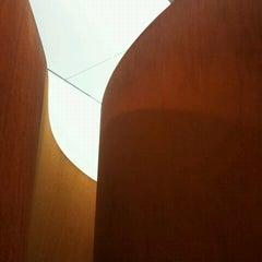 Photo taken at Gagosian Gallery by David M. on 10/12/2011