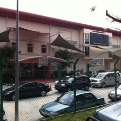 Photo taken at Damansara Utama Methodist Church (Dream Centre) by Philip K. on 4/2/2011
