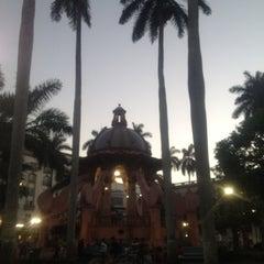 Photo taken at Plaza De Armas by Dante C. on 5/23/2012