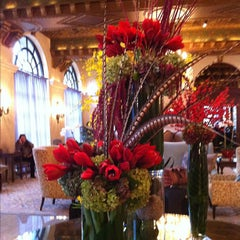 Photo taken at St. Regis Washington D.C. by Chrysanthe T. on 10/29/2011