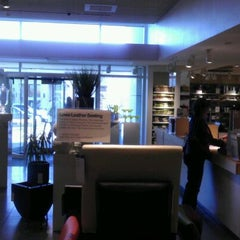 Photo taken at Crate & Barrel by Richard B. on 2/18/2012