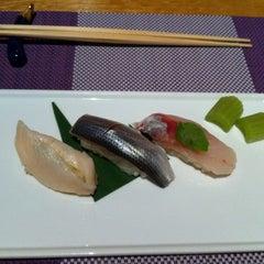 Photo taken at Sushi Taro by Leo Z. on 5/1/2011