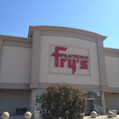 Photo taken at Fry's Electronics by Camryman on 6/15/2012