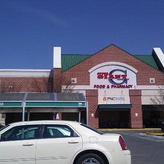 Photo taken at Giant Food by b P. on 3/26/2011