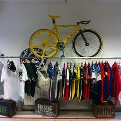 Photo taken at Iridemodena Hub Store by Domenico B. on 4/19/2012