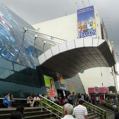 Photo taken at Prasad's IMAX by Anil Y. on 8/4/2012