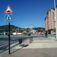 Photo taken at Recinto Ferial de Ponferrada by Anecdotario d. on 9/8/2011