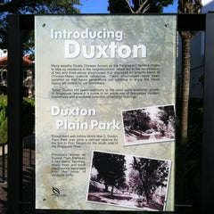 Photo taken at Duxton Plain Park by Peter L. on 10/30/2011