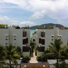 Photo taken at Serenity Resort & Residences Phuket by TOKION on 5/6/2011