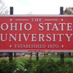 Photo taken at The Ohio State University by Edward H. on 5/25/2012