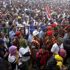 Photo taken at MAKO PW Pemuda Pancasila Banten by Iqbal Makmur M. on 10/27/2011