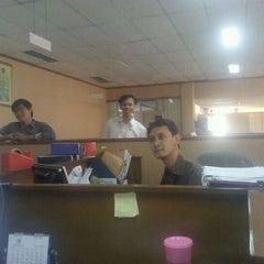 Photo taken at KPP Pratama Jkt Mampang Prapatan by Agung B. on 5/26/2011