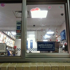 Photo taken at Culver's by Nichole M. on 2/1/2012
