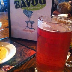 Photo taken at Bayou Grill by Cate S. on 5/19/2012
