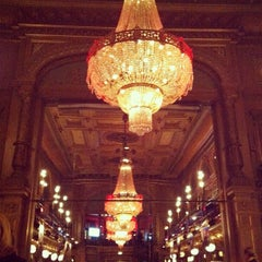 Photo taken at Berns by Anna B. on 1/30/2012