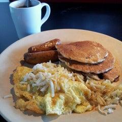 Photo taken at Bananas Modern American Diner by David W. on 6/22/2012
