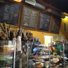 Photo taken at LA Café by Wei S. on 2/24/2012