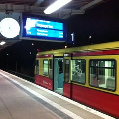 Photo taken at S Friedrichsfelde Ost by Matthias A. on 4/11/2011