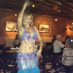 Photo taken at Acropolis Greek Taverna by Ji K. on 4/15/2012