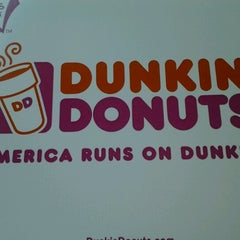 Photo taken at Dunkin' Donuts by Andrew H. on 6/23/2012