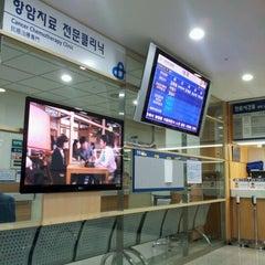 Photo taken at 건국대학교 (Konkuk University) by jangsun H. on 7/19/2012