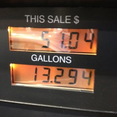 Photo taken at Shell by Megan H. on 1/25/2012
