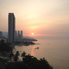 Photo taken at Hotel Sentral Seaview by Char B. on 6/14/2012