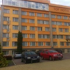 Photo taken at Top Hotel Praha by Dominik F. on 7/9/2011