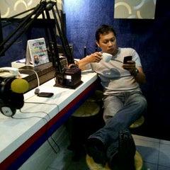 Photo taken at RADIO MTB FM SURABAYA by Onie N. on 3/23/2011