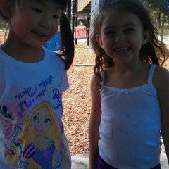 Photo taken at William Steinmetz Park by Giovanna P. on 9/21/2011