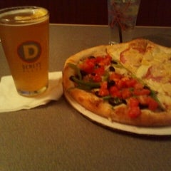 Photo taken at Dewey's Pizza by Rick S. on 11/3/2011