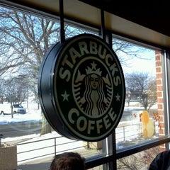 Photo taken at Starbucks by Casey S. on 3/6/2012