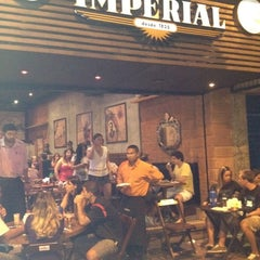 Photo taken at Botequim Imperial by Jose Alejandro C. on 1/22/2012