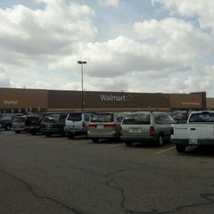 Photo taken at Walmart Supercenter by Clay N. on 2/21/2012