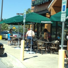 Photo taken at Starbucks by Cathy J. on 3/25/2012