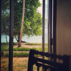 Photo taken at The Elixir Resort - Koh Yao by Suveera B. on 6/18/2012