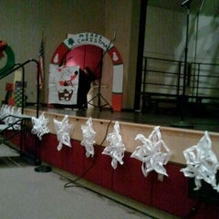 Photo taken at Santaluces High School by Kaitlyn M. on 12/15/2011