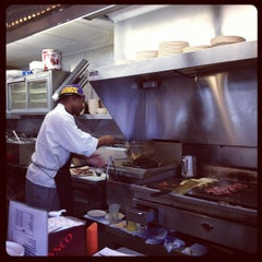 Photo taken at The Grill by Daniel D. on 2/21/2012
