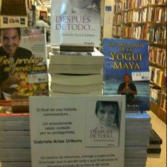 Photo taken at Libreria Kier by Patricia G. on 10/12/2011