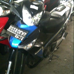 Photo taken at Berkah Motor by muhammad z. on 10/11/2011