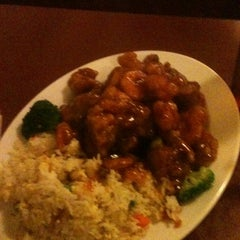 Photo taken at China Express by Brian H. on 12/24/2011