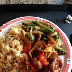 Photo taken at Panda Express by Marvin F. on 4/20/2012