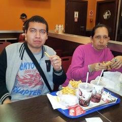 Photo taken at Burger King by Jose Miguel M. on 6/8/2012